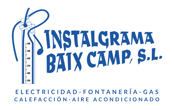 Instalgrama Baix Camp S.L – Electricidad – Fontanería – Gas – Calefacción – Aire Acondicionado – Tarragona – Reus